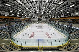 Power Dodge Ice Centre