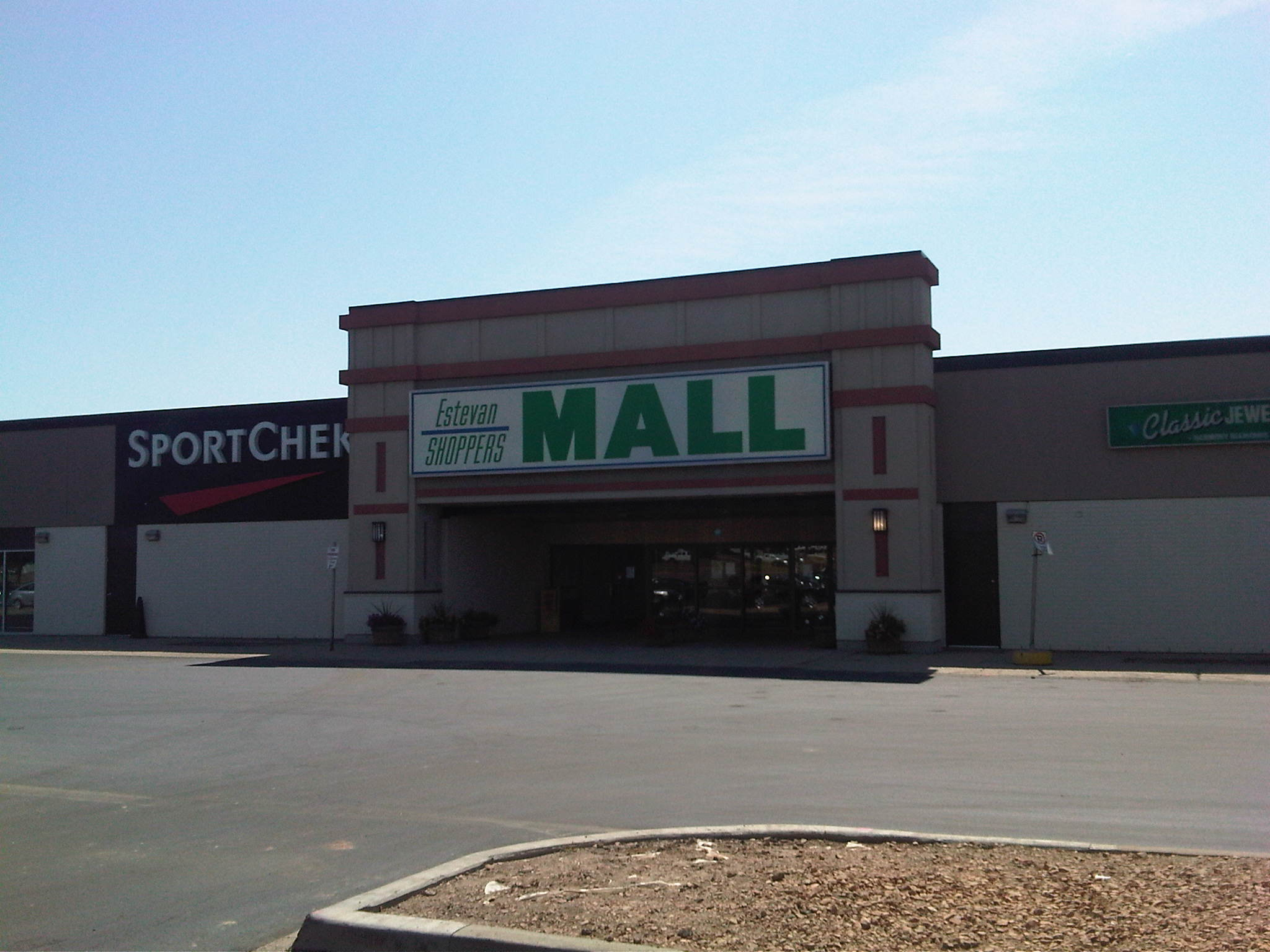 Estevan Shoppers' Mall